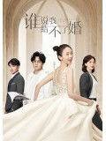 CHH1181 : ซีรี่ส์จีน Get Married or Not ใครว่าฉันแต่งงานไม่ได้ (ซับไทย) DVD 7 แผ่น