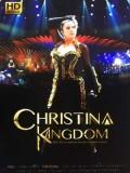 cs451 : คอนเสิร์ต Christina Kingdom Concert DVD 2 แผ่น