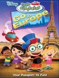 AM0170 : หนังการ์ตูน Little Einsteins Go To Europe DVD 1 แผ่น