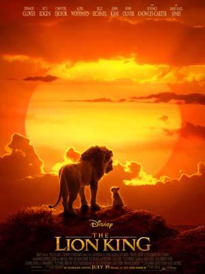 ct1339 : หนังการ์ตูน The Lion King เดอะ ไลอ้อน คิง (2019) DVD 1 แผ่น