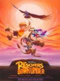 ct1348 : หนังการ์ตูน The Rescuers Down Under หนูหริ่งหนูหรั่งปฏิบัติการแดนจิงโจ้ (1990) DVD 1 แผ่น