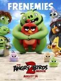 ct1350 : หนังการ์ตูน The Angry Birds Movie 2 แอ็งกรี เบิร์ดส เดอะ มูวี่ 2 (2019) DVD 1 แผ่น