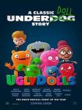 ct1364 : หนังการ์ตูน UglyDolls ผจญแดนตุ๊กตามหัศจรรย์ (2019) DVD 1 แผ่น