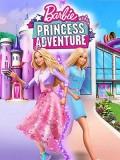 ct1371 : การ์ตูน Barbie Princess Adventure บาร์บี้ เจ้าหญิงผจญภัย [พากย์ไทย] DVD 1 แผ่น