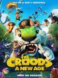 ct1372 : การ์ตูน The Croods: A New Age เดอะ ครู้ดส์: ตะลุยโลกใบใหม่ (2020) DVD 1 แผ่น
