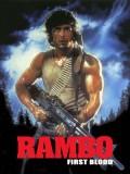 EE0255 : Rambo 1: First Blood แรมโบ้ (1982) DVD 1 แผ่น