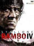 EE0258 : Rambo 4 นักรบพันธุ์เดือด (2008) DVD 1 แผ่น