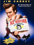 EE0285 : Ace Ventura: Pet Detective เอซ เวนทูร่า นักสืบซุปเปอร์เก๊ก (1994) DVD 1 แผ่น