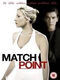 EE0375 : Match Point แมทช์พ้อยท์ เกมรัก เสน่ห์มรณะ (2005) DVD 1 แผ่น