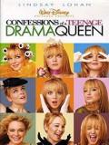 EE0540 : Confessions of a Teenage Drama Queen สาวทีน...ขอบอกว่าจี๊ดตั้งแต่เกิด DVD 1 แผ่น