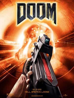 EE0673 : Doom ดูม ล่าตายมนุษย์กลายพันธุ์ DVD 1 แผ่น