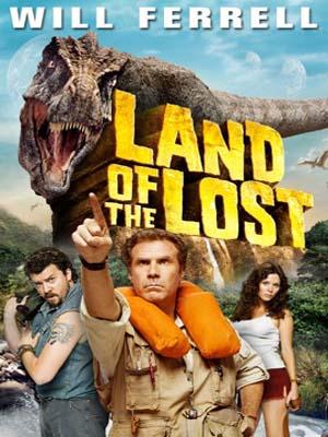 EE0676 : Land of the Lost ข้ามมิติตุลุยแดนมหัศจรรย์ DVD 1 แผ่น