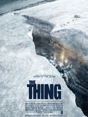 EE0677 : The Thing แหวกมฤตยู อสูรใต้โลก DVD 1 แผ่น