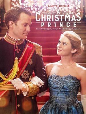 EE0690 : A Christmas Prince เจ้าชายคริสต์มาส DVD 1 แผ่น