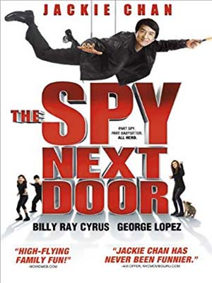 EE0695 : The Spy Next Door วิ่งโขยงฟัด (2010) DVD 1 แผ่น