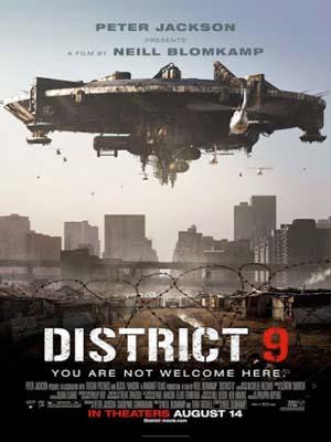 EE0698 : District 9 ดิสทริคท์ ไนน์ ยึดแผ่นดิน ล้างพันธุ์มนุษย์ DVD 1 แผ่น