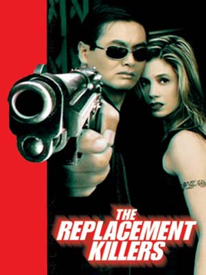 EE0699 : The Replacement Killers นักฆ่ากระสุนโลกันต์ DVD 1 แผ่น