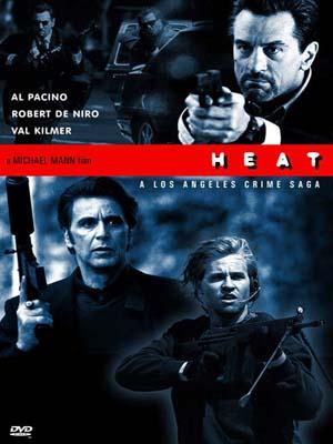 EE0702 : Heat คนระห่ำคน DVD 1 แผ่น