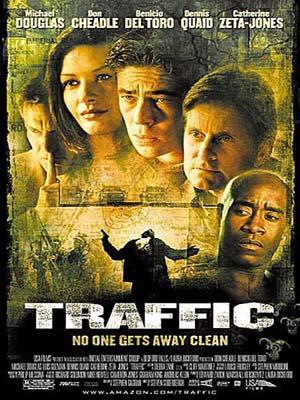 EE0703 : Traffic คนไม่สะอาด อำนาจ อิทธิพล (2000) DVD 1 แผ่น