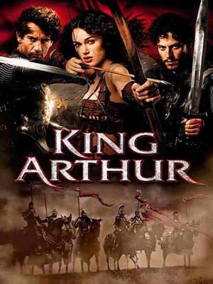 EE0705 : King Arthur ศึกจอมราชันย์อัศวินล้างปฐพี (2004) DVD 1 แผ่น