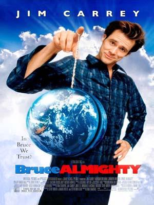 EE0708 : Bruce Almighty 7วันนี้ พี่ขอเป็นพระเจ้า (2003) DVD 1 แผ่น