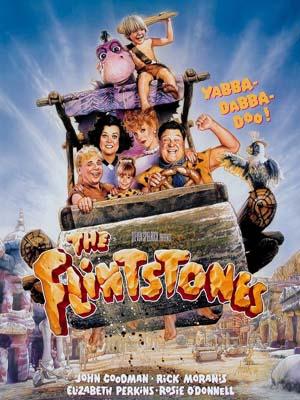 EE0709 : The Flintstones (1994) (ซับไทย) DVD 1 แผ่น