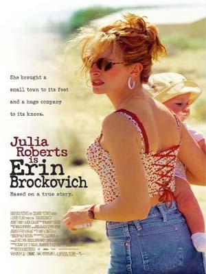 EE0731 : Erin Brockovich ยอมหักไม่ยอมงอ (2000) DVD 1 แผ่น