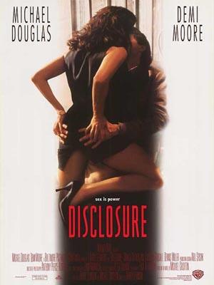 EE0738 : Disclosure ร้อนพยาบาท (1994) DVD 1 แผ่น