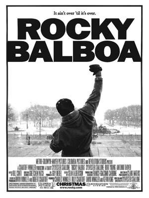 EE0740 : Rocky Balboa ร็อกกี้ ราชากำปั้น...ทุบสังเวียน (2006) DVD 1 แผ่น