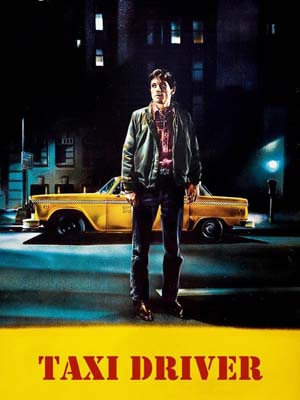 EE0741 : Taxi Driver แท็กซี่มหากาฬ (1976) DVD 1 แผ่น
