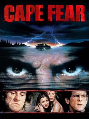 EE0744 : Cape Fear กล้าไว้อย่าให้หัวใจหลุด (1991) (ซับไทย) DVD 1 แผ่น