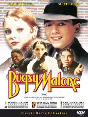 EE0745 : Bugsy Malone บักซี มาโลน แก๊งค์ขนมเค้ก (1976) DVD 1 แผ่น