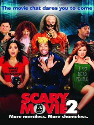 EE0749 : Scary Movie 2 สแครี่ มูฟวี่ 2 หวีด (อีกสักที) จะดีไหมหว่า? (2001) DVD 1 แผ่น