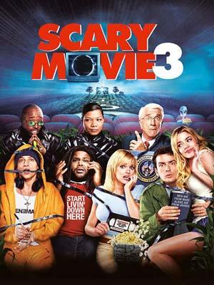 EE0750 : Scary Movie 3 สยองหวีดจี้ ดีจังหว่า (2003) DVD 1 แผ่น