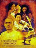 cm338 : Crouching Tiger, Hidden Dragon พยัคฆ์ระห่ำ มังกรผยองโลก (2000) DVD 1 แผ่น