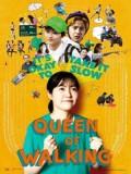 km122 : Queen of Walking วิ่งสู้ฝัน ฉันสู้ตาย DVD 1 แผ่น
