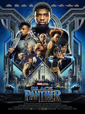 EE2747 : Black Panther แบล็ค แพนเธอร์ DVD 1 แผ่น