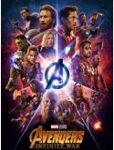 EE2869 : Avengers: Infinity War มหาสงครามล้างจักรวาล DVD 1 แผ่น