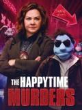 EE3275 : The Happytime Murders ตายหล่ะหว่า ใครฆ่ามัพเพทส์ DVD 1 แผ่น
