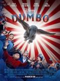EE3280 : Dumbo ดัมโบ้ (2019) DVD 1 แผ่น