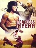 cm326 : ไอ้หนุ่มหมัดฮา The Fearless Hyena (1979) DVD 1 แผ่น