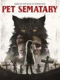 EE3301 : Pet Sematary กลับจากป่าช้า (2019) DVD 1 แผ่น