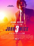 EE3343 : John Wick: Chapter 3-Parabellum จอห์น วิค แรงกว่านรก 3 DVD 1 แผ่น