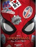 EE3346 : Spider-Man: Far from Home สไปเดอร์-แมน: ฟาร์ ฟรอม โฮม (2019) DVD 1 แผ่น