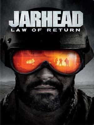 EE3384 : Jarhead: Law Of Return จาร์เฮด: พลระห่ำสงครามนรก 4 (2019) DVD 1 แผ่น