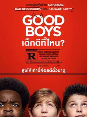 EE3385 : Good Boys เด็กดีที่ไหน? DVD 1 แผ่น
