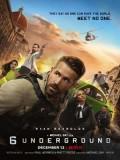 EE3389 : 6 Underground 6 ลับ ดับ โหด (เสียงไทยเท่านั้น) DVD 1 แผ่น