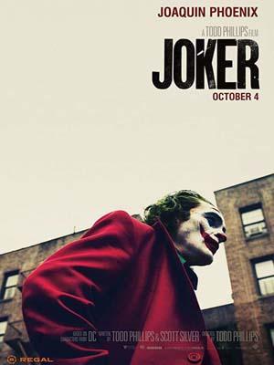 EE3394 : Joker โจ๊กเกอร์ (2019) DVD 1 แผ่น