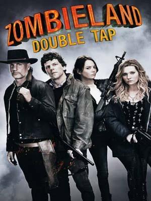 EE3395 : Zombieland 2 Double Tap ซอมบี้แลนด์ แก๊งซ่าส์ล่าล้างซอมบี้ DVD 1 แผ่น