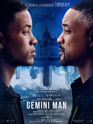EE3398 : Gemini Man เจมิไน แมน (2019) DVD 1 แผ่น